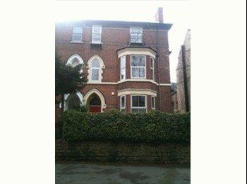 EasyRoommate UK - 8 BEDROOM STUDENT HOUSE - Nottingham, Nottingham - £300 pcm