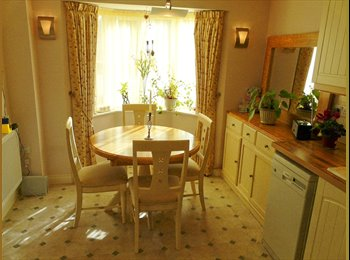 EasyRoommate UK - Top floor en-suite private room for rent - Chard, South Somerset - £433 pcm