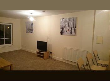 EasyRoommate UK - DOUBLE ROOM WITH PRIVATE BATHROOM/STUDY £700 pcm - Edinburgh Centre, Edinburgh - £700 pcm