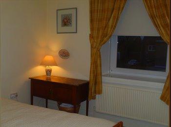 Comfortable room in quiet, elegant house