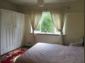 decent spacious double room in Greenwich