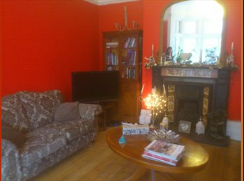 Three rooms available in a stunning edwardian property! ...