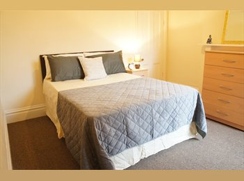 Big Rooms in New House Share £350 pm