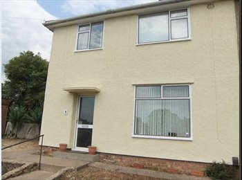 EasyRoommate UK - Ground Floor Double Room - No Deposit needed - Whitnash, Leamington Spa - £395 pcm
