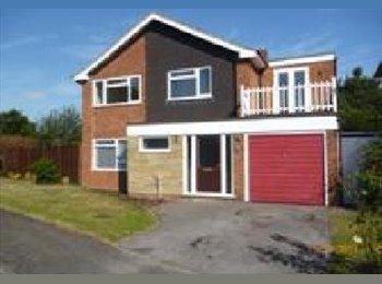 EasyRoommate UK - Room to rent in Hampton with off-street parking - Hampton, London - £525 pcm
