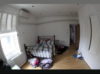 EasyRoommate UK - Room available in Fulham SW6 - Fulham, London - £1,000 pcm