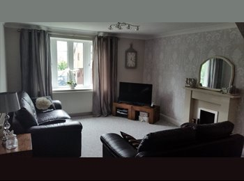 EasyRoommate UK - Furnished double room in nice area - Bottesford, Scunthorpe - £330 pcm