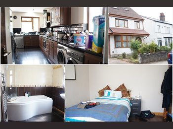 Room available - Student House share