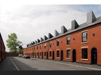 EasyRoommate UK - HOUSE SHARE - URBAN SPLASH - Upside down house, Manchester - £470 pcm