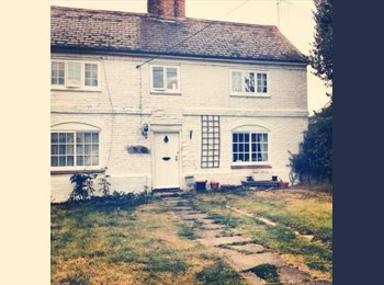 EasyRoommate UK - Room to rent in gorgeous 3 bed cottage- wifi and bills inc at £75 pw - Stockbury, Sittingbourne - £325 pcm