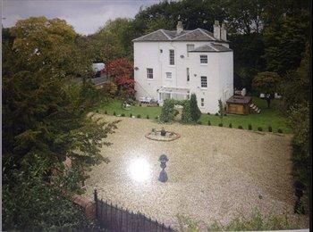 EasyRoommate UK -  grade II listed apartment in beautiful location, Leamington Spa - £600 pcm