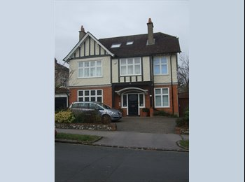 Comfortable room available in Large Detached House