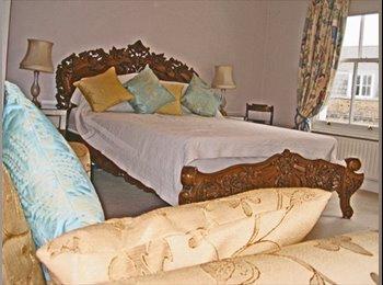 Super king bed, Chelsea SW3 Kings Rd Sloane Sq