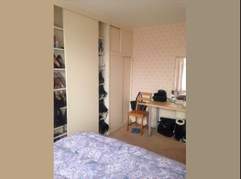 large furnished clean double rooms. 4min walk to upney tube...