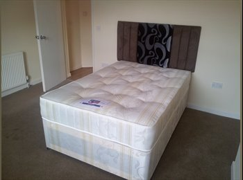Double Spacious Room Birmingham City Centre