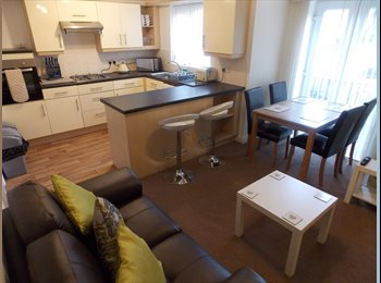 EasyRoommate UK - Beautiful rooms in Tamworth - Bonehill, Tamworth - £485 pcm