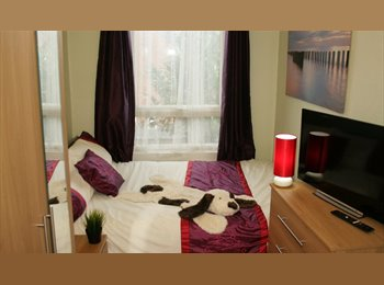 EasyRoommate UK - SUPERIOR ENSUITE DOUBLE ROOM COVENTRY-BILLS+CLEANING INCLUDES CLEANING SERVICE, Chapel Fields - £550 pcm