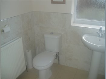 EasyRoommate UK - 3 Bedroomed recently refurbished - Newcastle-under-Lyme, Newcastle under Lyme - £390 pcm