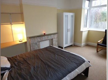 Double Room to let  (For Single Occupancy) - Wessex Avenue,...