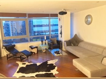 Luxury 2 bed apartment, City center