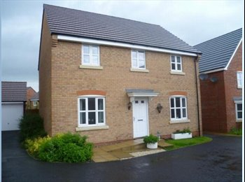 EasyRoommate UK - Beautiful double room available. - Wilnecote, Tamworth - £520 pcm