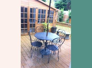 EasyRoommate UK - well maintained dormer bungalow in prestigious moseley - Moseley, Birmingham - £400 pcm
