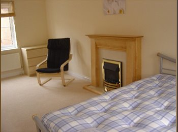 EasyRoommate UK - Beautiful Extra Large Double Room in Chelmsford, Chelmsford - £560 pcm