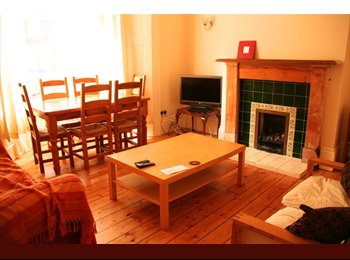 Single room in lovely 4-bed house