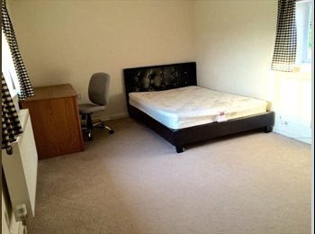 EasyRoommate UK - Spacious, clean, huge room in cosy, modern house - Knighton, Leicester - £400 pcm
