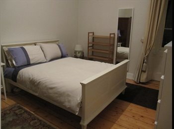 EasyRoommate UK - Double room - traditional West End flat - Hyndland - Downanhill, Glasgow - £450 pcm