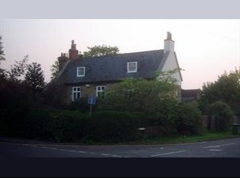 EasyRoommate UK - Grade 2 Listed Building near City Centre - Peterborough, Peterborough - £370 pcm