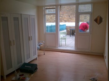1 brand new double room camden town area