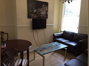 EasyRoommate UK - LOVELY FURNISHED ROOM WAVERTREE L15 BILLS INCLUDED WIFI - Wavertree, Liverpool - £315 pcm