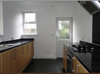 Beautifully furnished house in Cathays, available for 6...