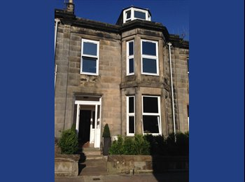 EasyRoommate UK - Large West End Townhouse - Dundee, Dundee - £475 pcm