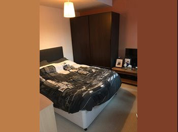 Double room for let to  professional person.