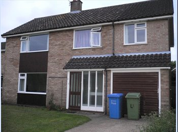 EasyRoommate UK - Last available rooms!!! - Earlham, Norwich and South Norfolk - £270 pcm