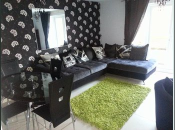 Just become available, furnished double room