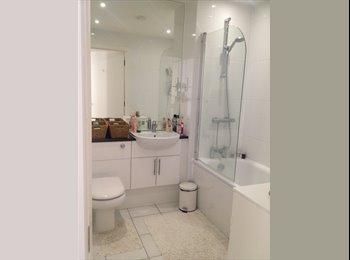 Female flatmate wanted: double room/own bathroom