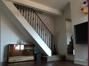 Double Rooms For Rent in Refurbished Shared House