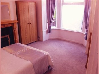 Large double room in newly refurbished house
