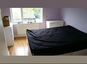 EasyRoommate UK - Room to rent in friendly house - Goldington, Bedford - £250 pcm