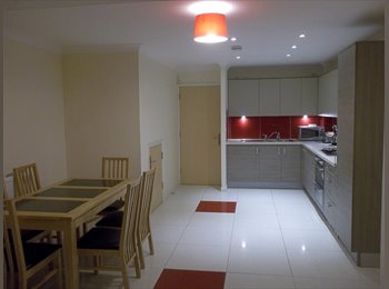 Double rooms available in a shared house