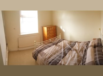 Recently refurbished rooms for rent from £300 pcm