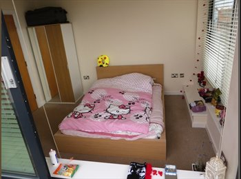 EasyRoommate UK - Room for rent at cheaside apartment - Digbeth, Birmingham - £400 pcm
