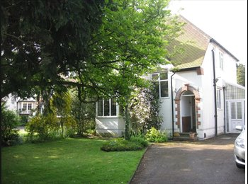 EasyRoommate UK - Bed and private sitting room, Wolverhampton - Tettenhall, Wolverhampton - £500 pcm