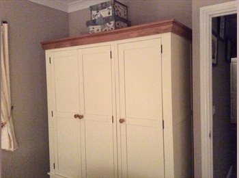 EasyRoommate UK - New flat. Double room, Internet avail, Swindon - £500 pcm