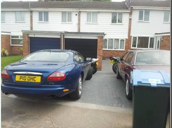 EasyRoommate UK - Double room to let in House Share - Willenhall, Coventry - £320 pcm