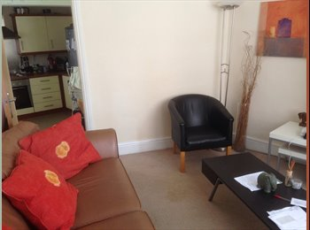 Lovely 4  way  houseshare near train station
