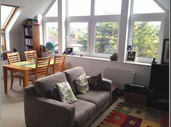 EasyRoommate UK - Double room for rent in lovely Westbourne flat - Westbourne, Bournemouth - £500 pcm